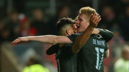 City bereikt zijn eerste finale: scorende De Bruyne voorbij Bristol in League Cup
