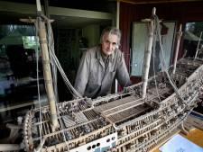 De tijd dringt voor het schip van Eric van der Stoep uit Oirschot
