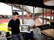 Oriëntal Greenhouse naar Philips stadion in Eindhoven: Japans eten op plek vol energie