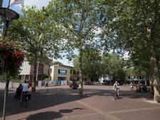Groen licht voor tijdelijk terras op Raadhuisplein: zeven ondernemers puzzelen
