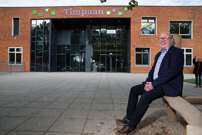 Wout Derksen voor Het Timpaan.