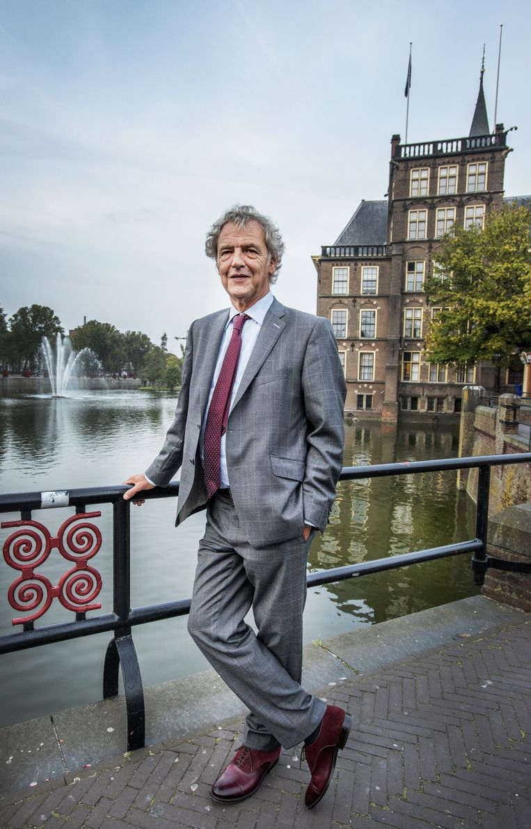 Roger van Boxtel Beeld Raymond Rutting / de Volkskrant