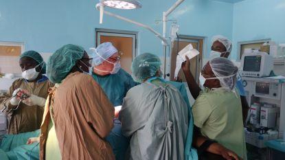 Team Gentse artsen vertrekt voor medische missie op Sao Tomé