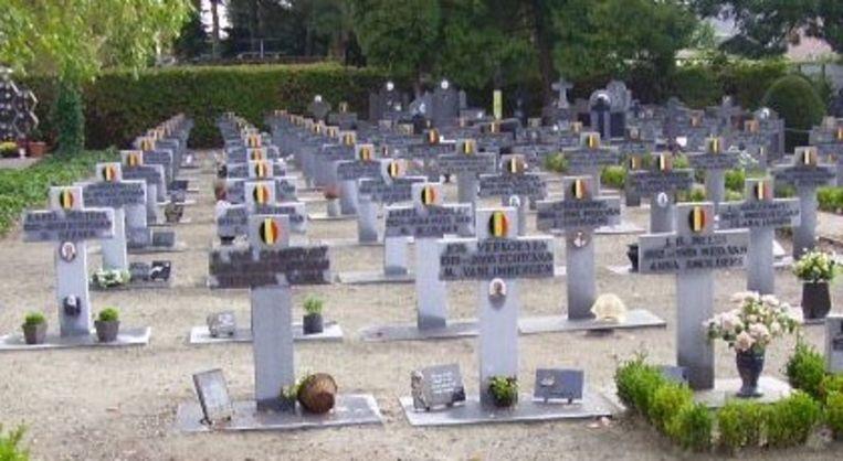 Ook in Dessel worden de gesneuvelden geëerd.