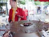 Jazzweekend Bergen op Zoom - Tussen schuilen en een stampvolle tent
