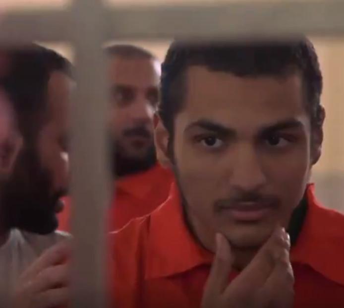 Abdellah Nouamane est actuellement détenu en Syrie, comme on peut le constater dans un reportage de la chaîne américaine CBS.