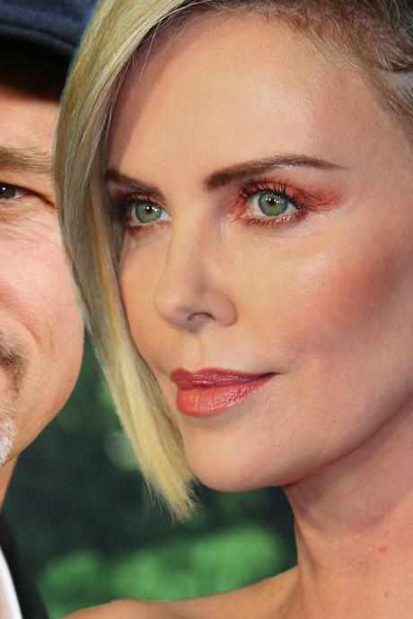 Zijn Brad Pitt en Charlize Theron het ultieme Hollywood-droompaar?