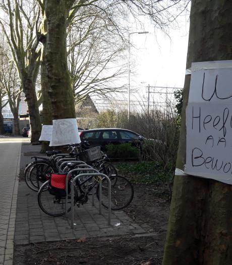 Is dat 'waardeloze parkeerbeleid' wel de schuld van  Willem Twee?