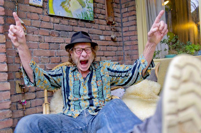 Jan van Piekeren: ,,Ik wil vrij zijn, mijn eigen dingen doen: schrijven en optreden.''
