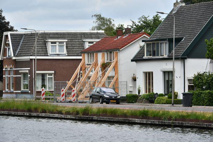 Volgens deskundige Willem Meiborg liggen de schadegevallen wel degelijk aan het uitdiepen van het kanaal.
