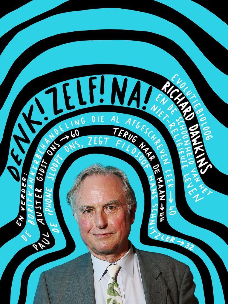 Dawkins: 'Ik praat veel omdat ik iets te melden heb. Dat kan intimiderend overkomen.' Beeld Sarah Matuszweski