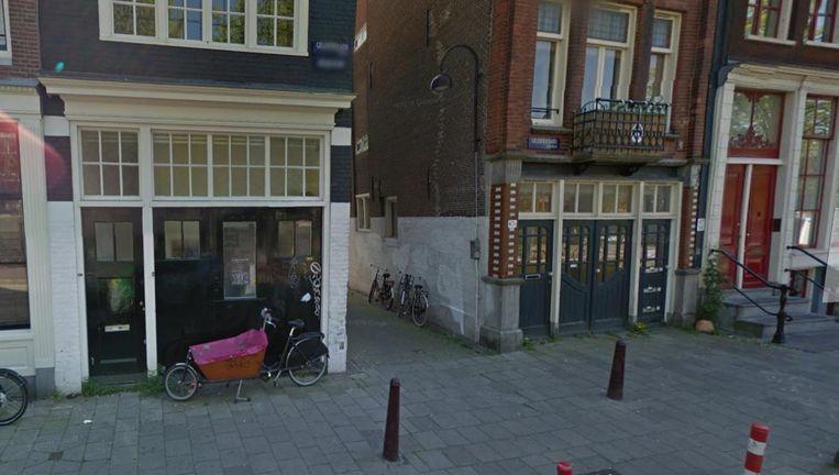 Waalsteeg Beeld Google Streetview