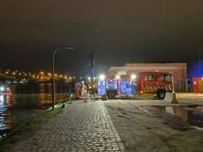 Zoekactie naar mogelijk voertuig en slachtoffer in Antwerps Lobroekdok: voorlopig niets gevonden