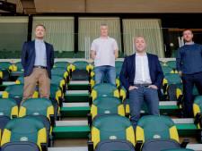 ADO-assistenten Hoogendorp en Santoni teruggezet: 'Vervelend, maar noodzakelijk besluit'