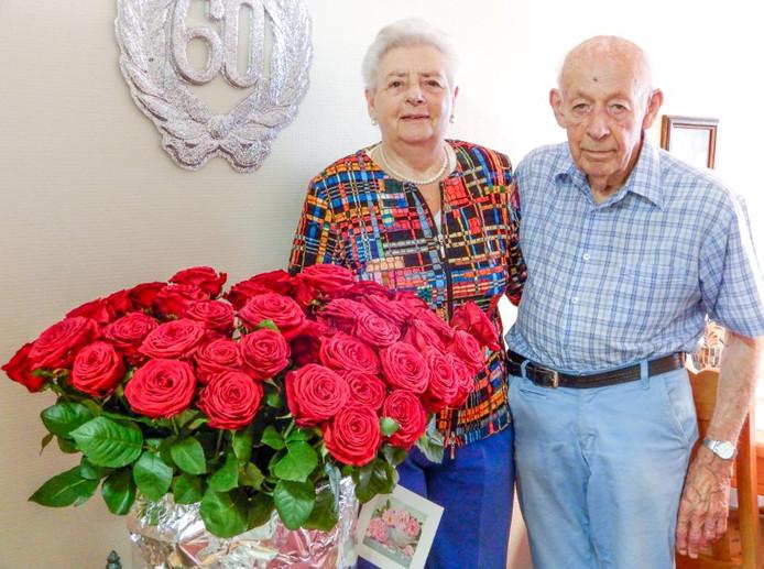 Nel en Toon Koek zijn alom geliefd bij familie, buren en vrienden.