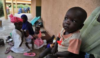 Kindersterfte daalt, 'maar er moet nog veel gebeuren'