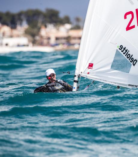 Bouwmeester derde na vijfde dag in Porto