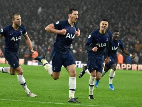 Vertonghen donne la victoire à Tottenham contre Wolverhampton
