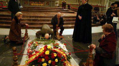 Stoffelijk overschot Spaanse dictator Franco wordt op 10 juni opgegraven en herbegraven