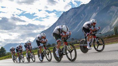 KOERS KORT (1/10). Tom Dumoulin rijdt volgend seizoen op nieuwe fiets - Gaviria start in Sparkassen Giro