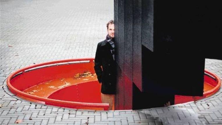 Andreas Wismeijer: 'Soms is het echt beter een geheim voor jezelf te houden'. (Werry Crone) Beeld
