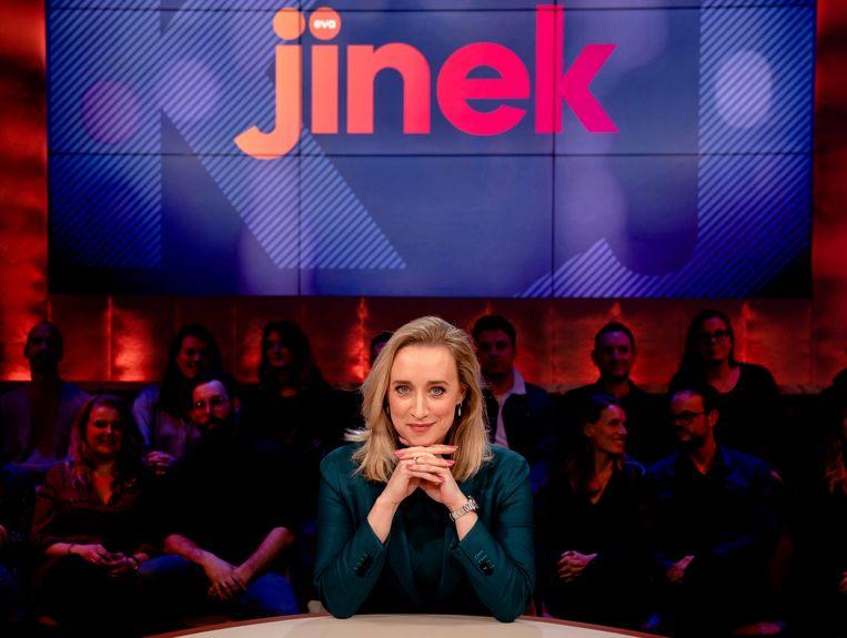 Eva Jinek  Beeld ANP