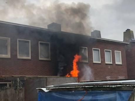 Bewoners over brandstichting: 'Ons zoontje lag daarboven te slapen, zijn raam was al gebarsten'