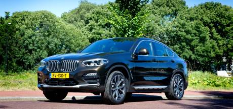 Test BMW X4: pittige combinatie van SUV en coupé