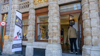 Tourshop opent de deuren op Grote Markt