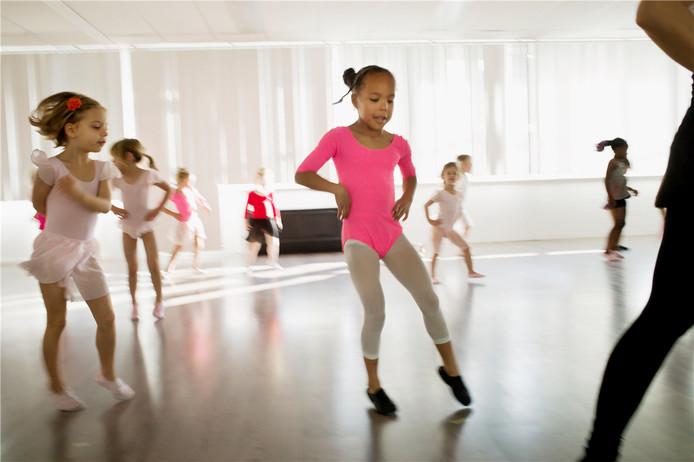 Balletles met een bijdrage van Stichting Leergeld.