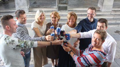 FoodMarkt met een extraatje: Aalst wil wereldrecord 'blikjes openen' breken