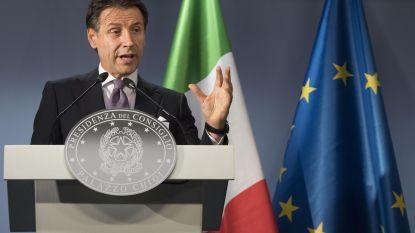 """Europa waarschuwt Italië voor """"ongeziene"""" inbreuk op begrotingsregels"""