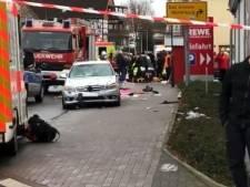 Zeker 15 gewonden door auto die inrijdt op carnavalsoptocht in Duitsland