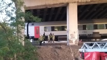 Treinverkeer Gent-Brussel verstoord na dodelijk persoonsongeval in Ledeberg