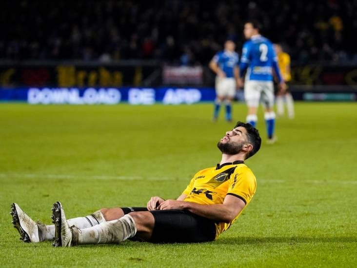 Eerste divisie halverwege: NAC terug te vinden op plek zeven