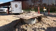 Langste smokkeltunnel ooit tussen Mexico en VS ontdekt