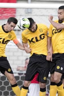 Verhitte Limburgse derby levert geen winnaar op