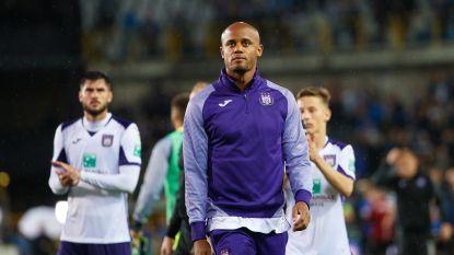 """Anderlecht ontevreden over straf voor dubbele rol Kompany: """"Jammer dat terugkeer van icoon op deze manier wordt behandeld"""""""