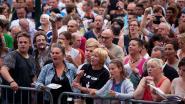 Vijfde editie Vlaanderen Zingt op Plein van de Verdraagzaamheid