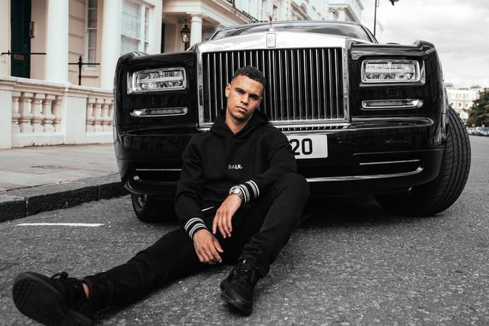 BALR. wil graag luxe uitstralen.