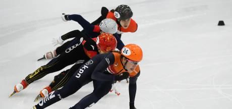 Suzanne Schulting grijpt naast tweede goud in Almaty