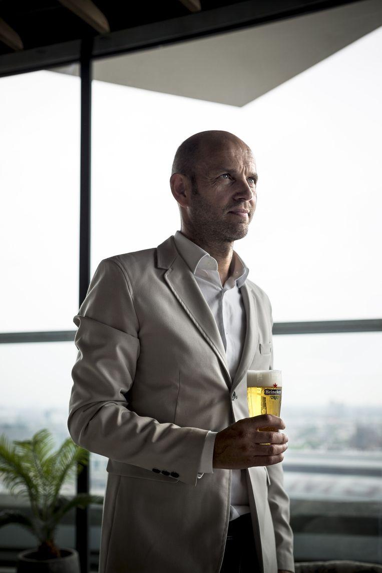 Geert Minnart van Heineken. Beeld Rink Hof