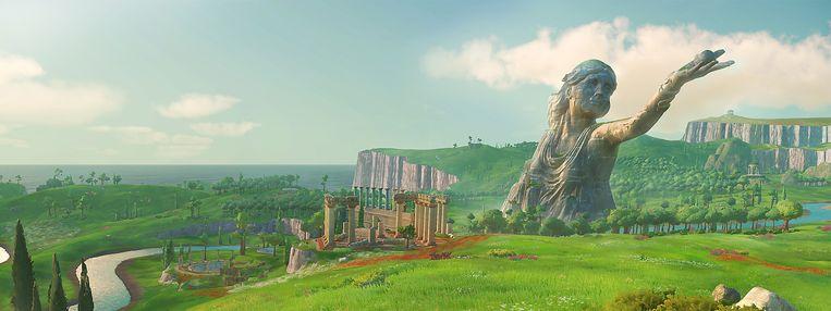 Beeld uit Gods & Monsters voor de PS5 Beeld Ubisoft