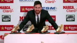 FT Buitenland:  Juventus neemt Douglas Costa na het seizoen definitief over van Bayern - Messi krijgt vierde Europese Gouden Schoen