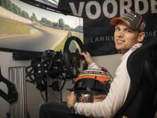Autocoureur Ten Voorde test positief op corona