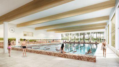 Ruime openingsuren voor nieuw zwembad