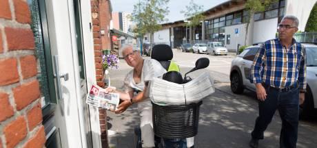 Oudere met scootmobiel strandt vaker door de hitte