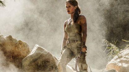 """YouTuber beweert dat Alicia Vikander geen goede Lara Croft kan zijn: """"Haar borsten zijn veel te klein"""""""