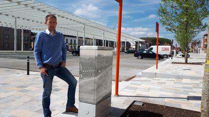 """""""Maak van Marktplein Houtems openluchtmuseum"""""""