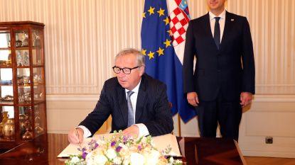 """""""Kroatië op weg naar euro en Schengen"""""""